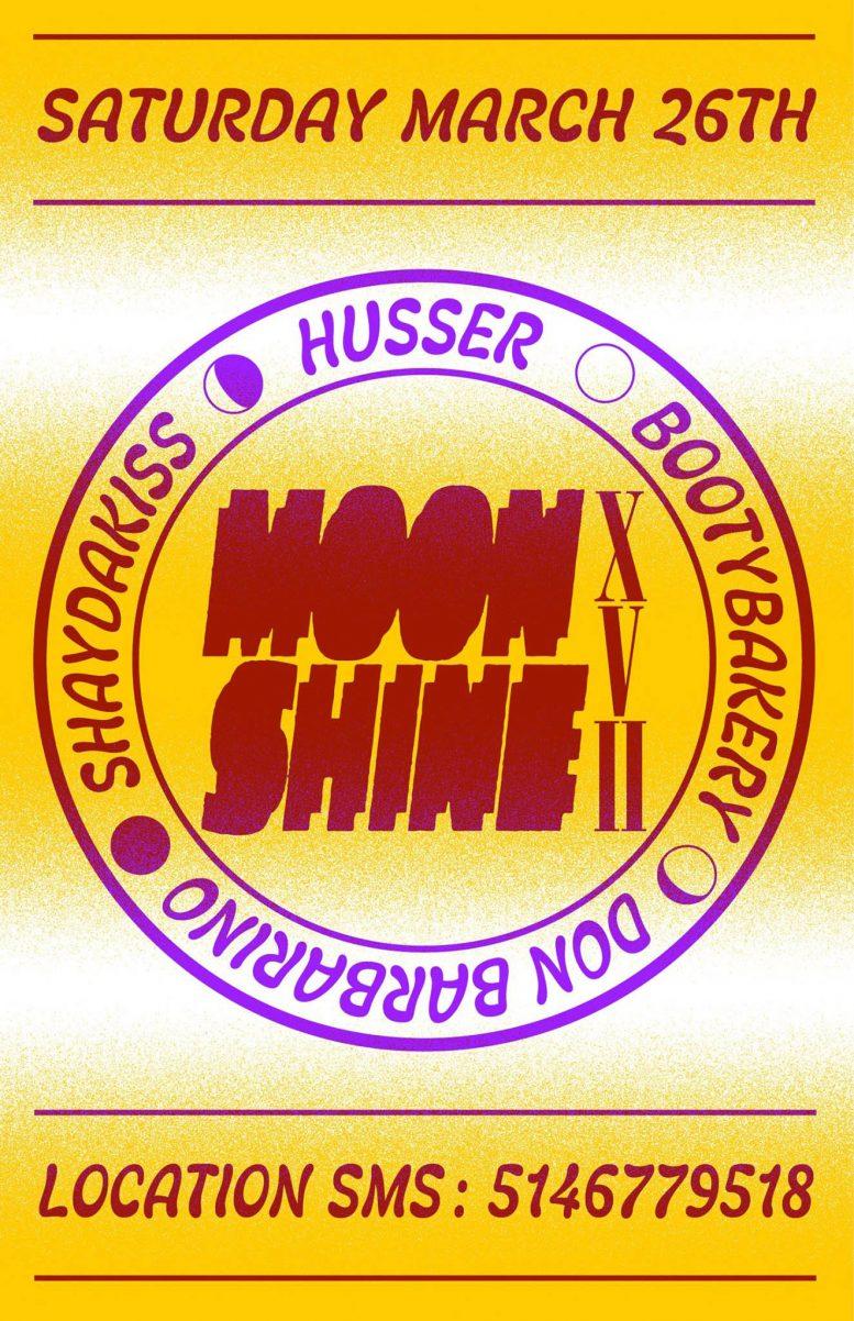 Moonshine XVII