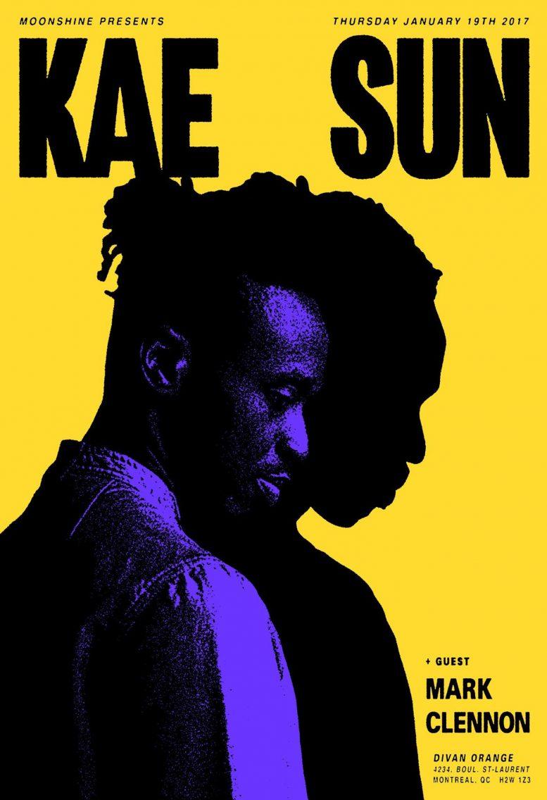 Moonshine presents Kae Sun + Mark Clennon