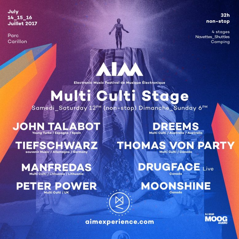 Moonshine at AIM Festival