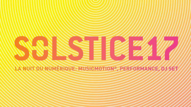 Moonshine x Solstice 17 (Closing Night of Printemps Numérique at SAT)