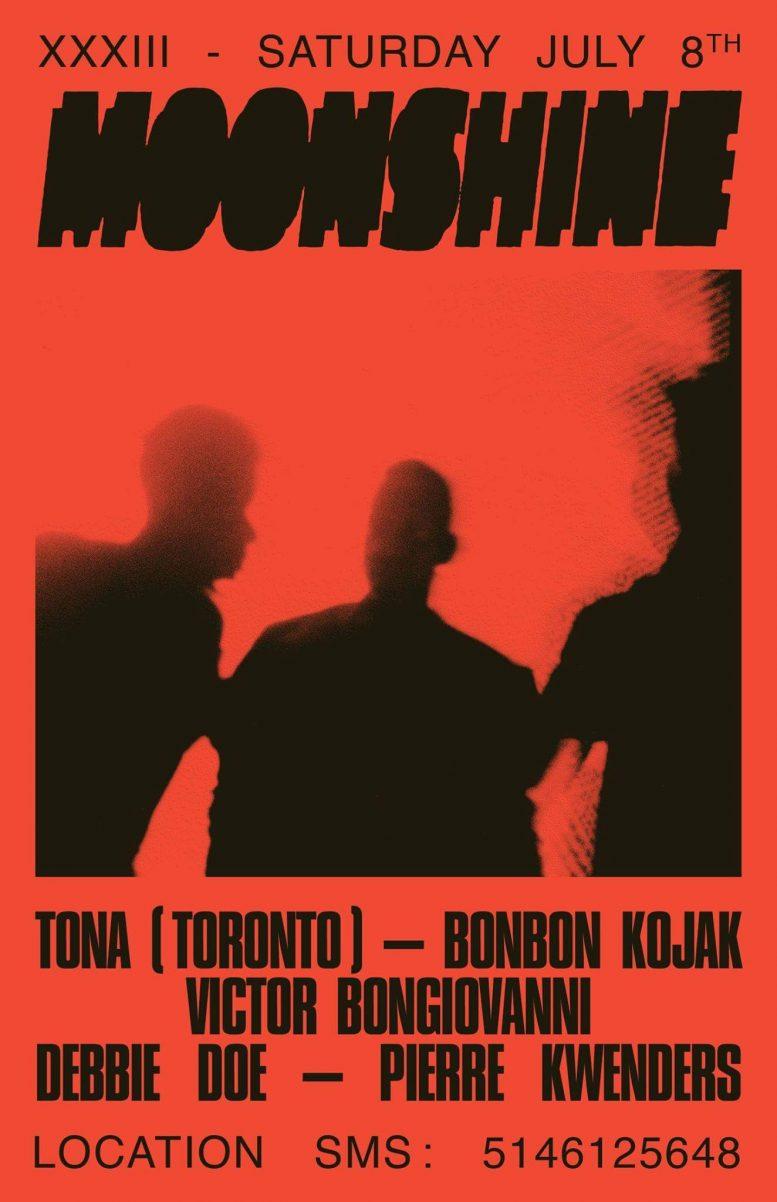 Moonshine XXXIII