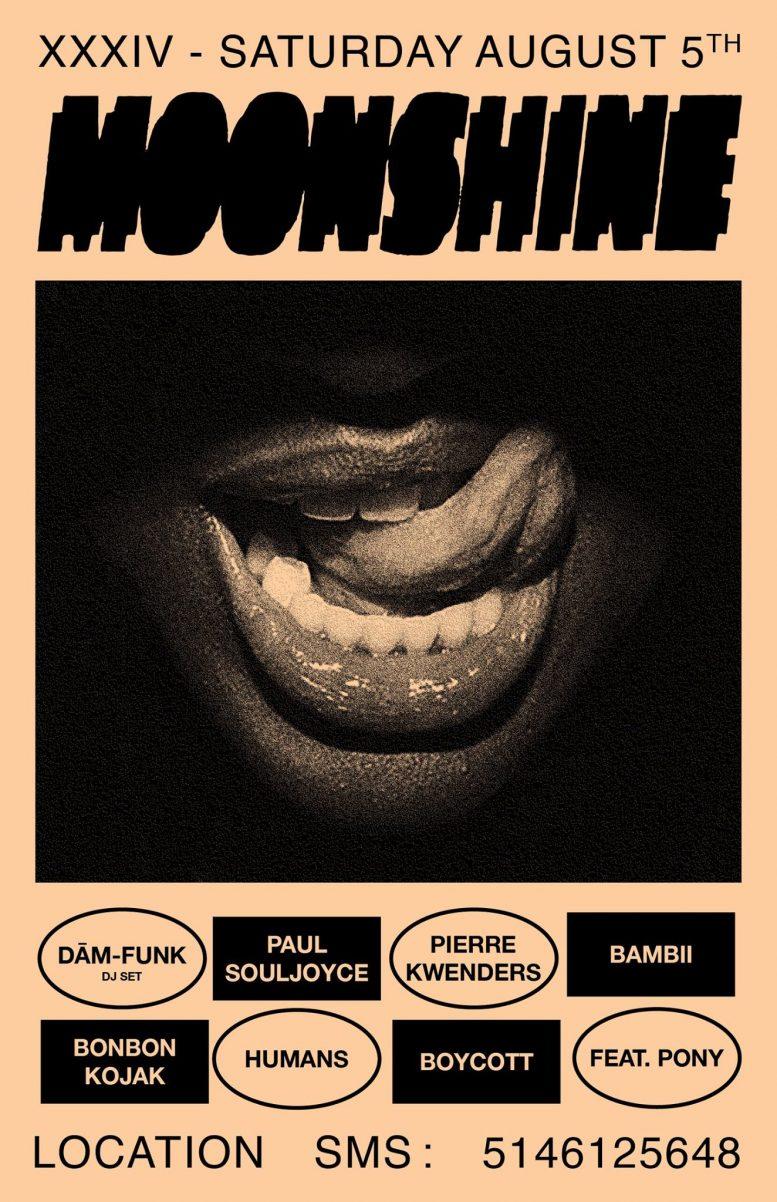 Moonshine XXXIV