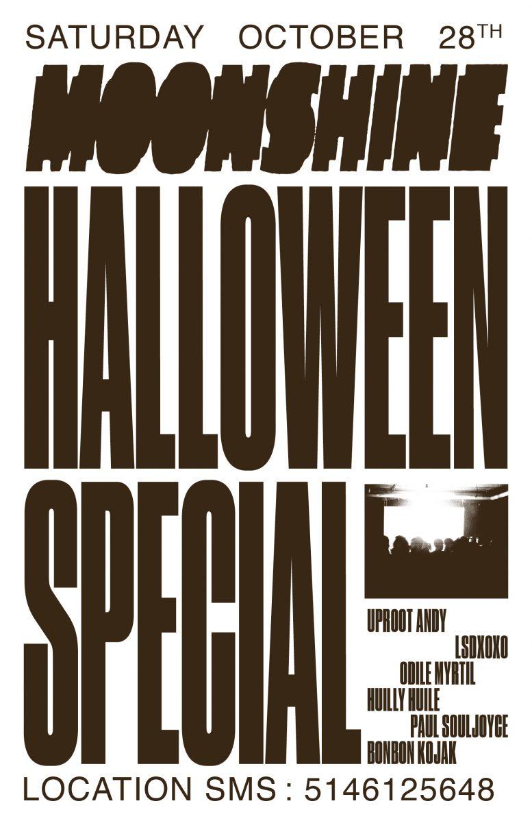 Moonshine Halloween Special