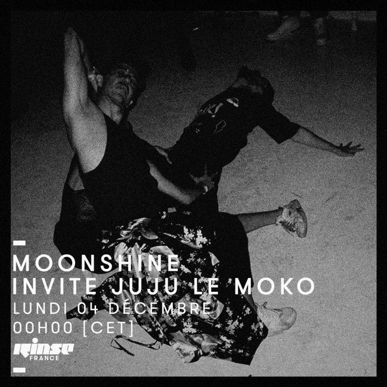 Moonshine invites Juju le Moko