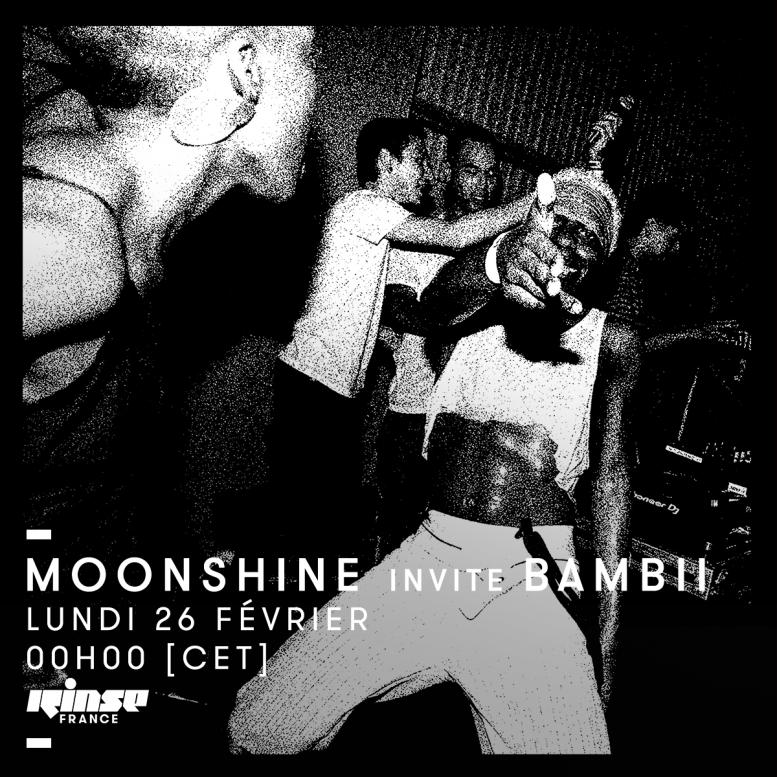 Moonshine invites Bambii