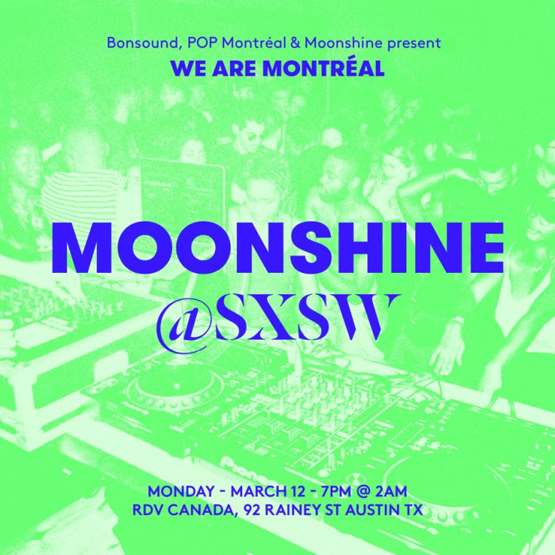 Moonshine @ SXSW 2018