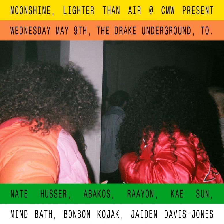CMW – Moonshine & Lighter Than Air Showcase