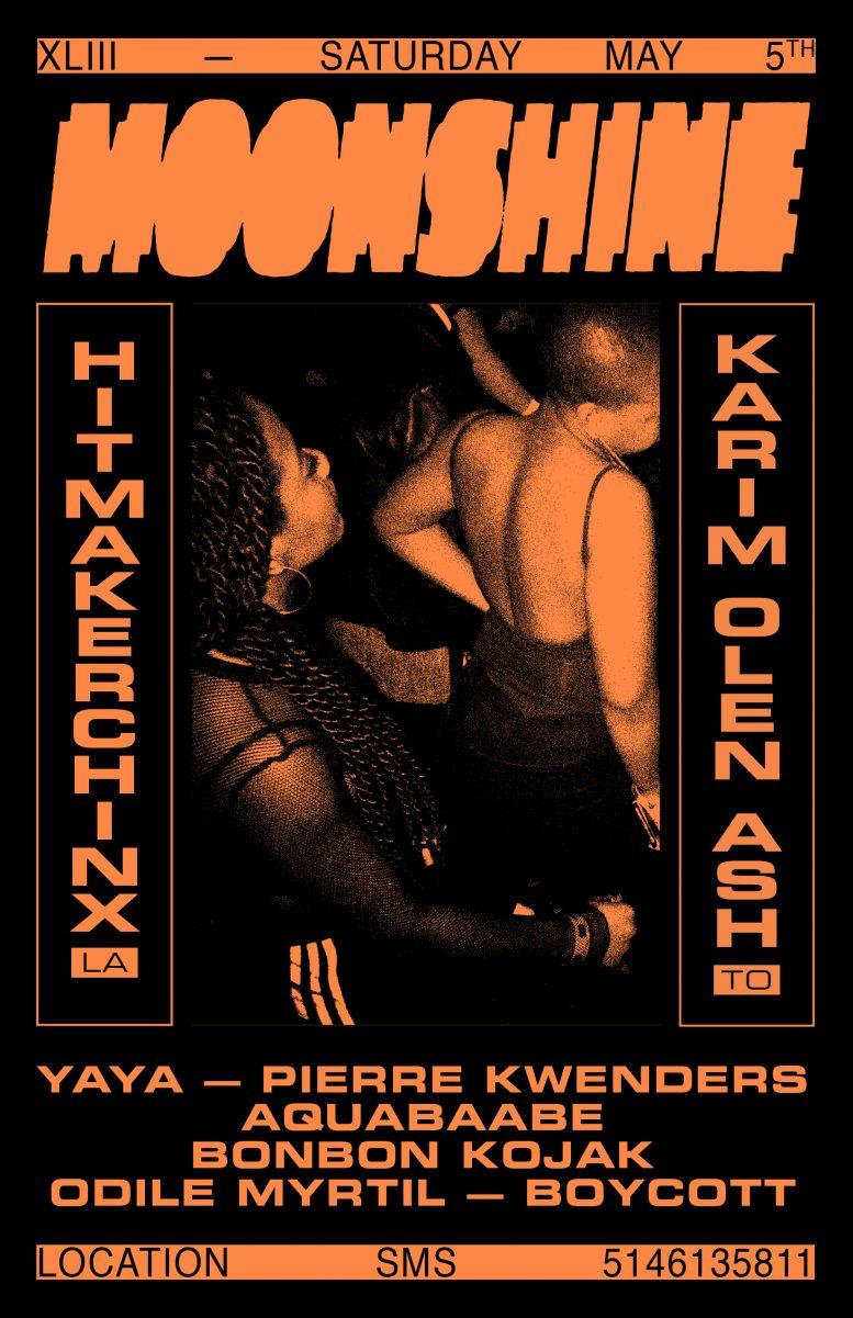 Moonshine XLIII