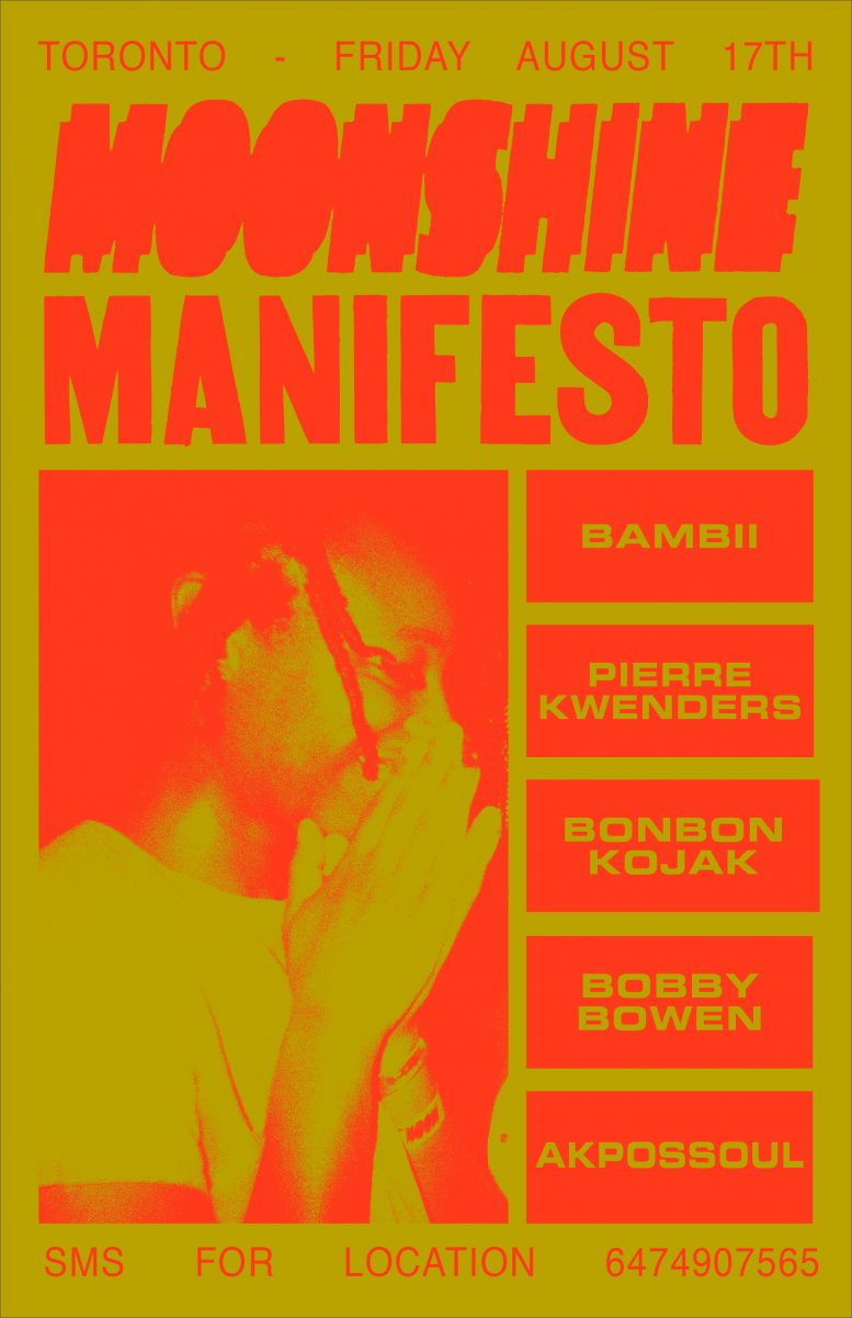 Moonshine Manifesto After-Party