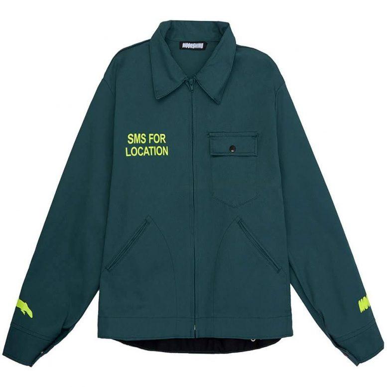 Moonshine Jacket Green