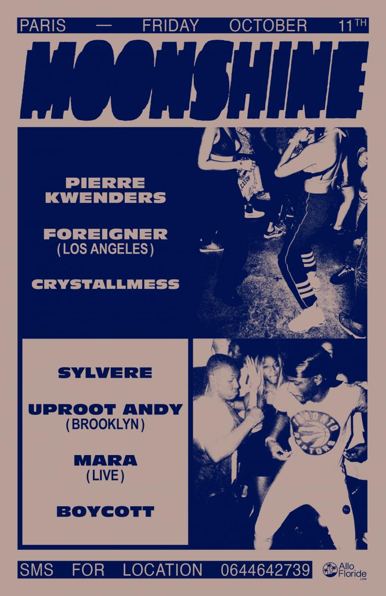 Moonshine Spécial Paris