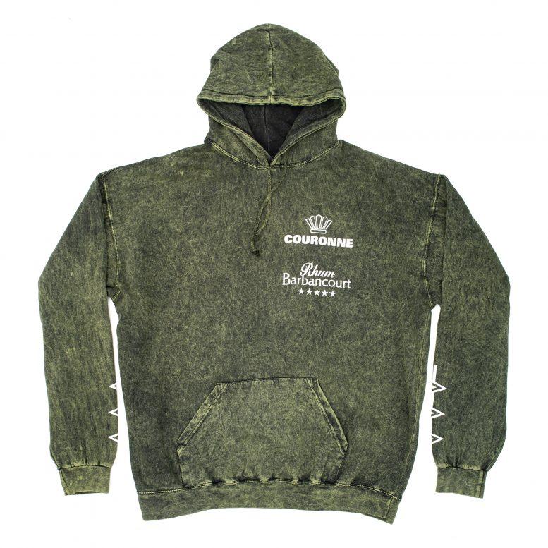 Sapologie Hoodie – Mineral Green