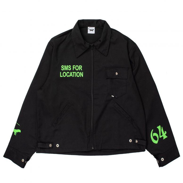Entre Nous Jacket – Black