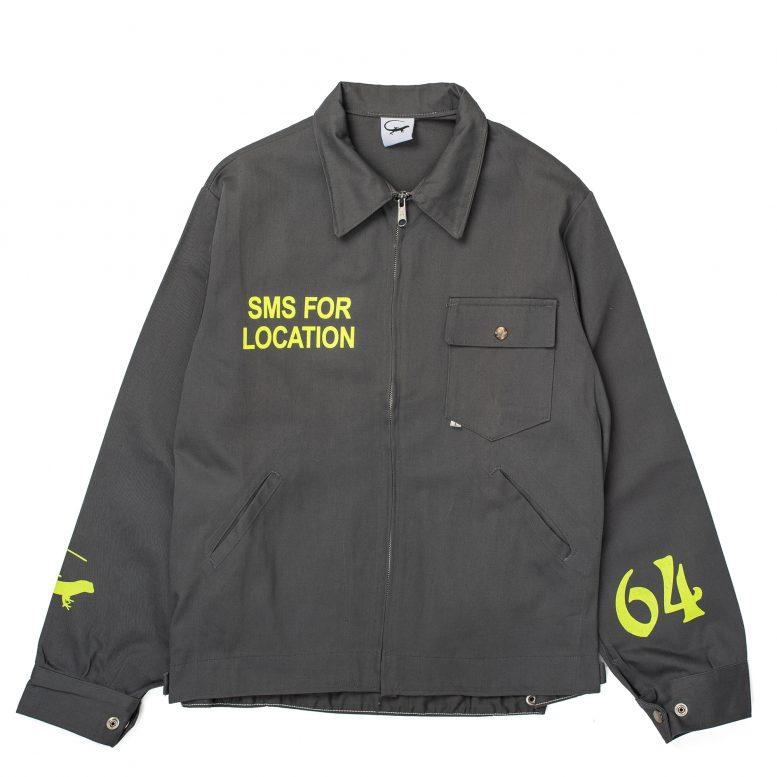 Entre Nous Jacket – Grey