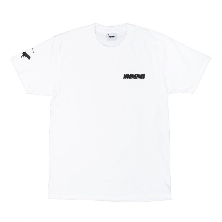 Maxi Maxi Boucan – White T-Shirt