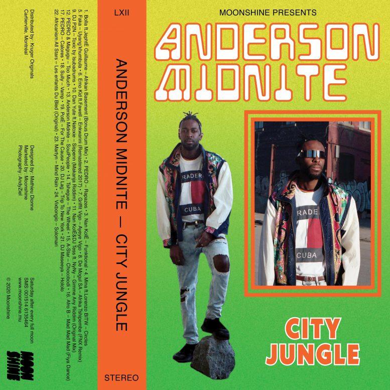 Moonshine presents Anderson MidNite – City Jungle