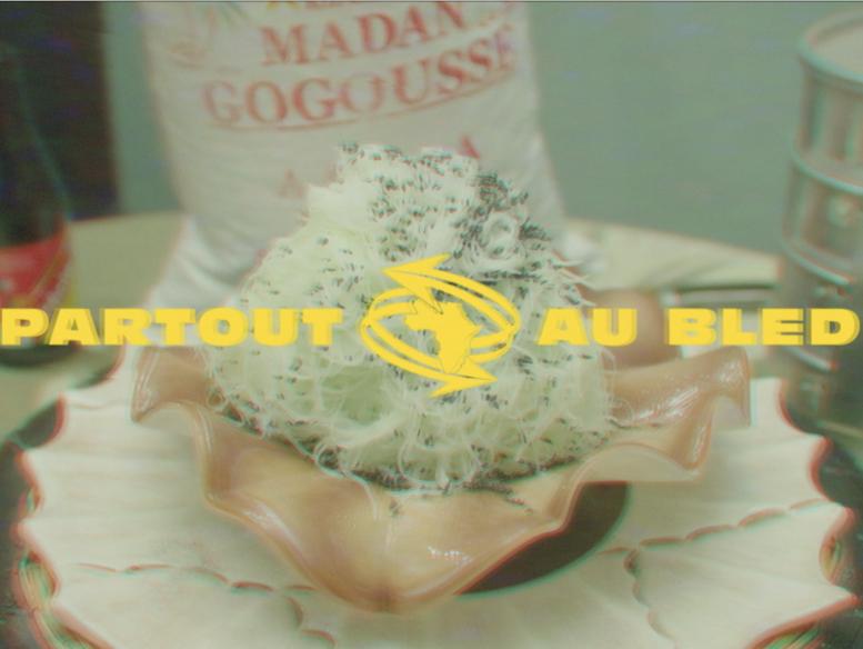 """Moonshine SS20 """"Partout Au Bled"""""""
