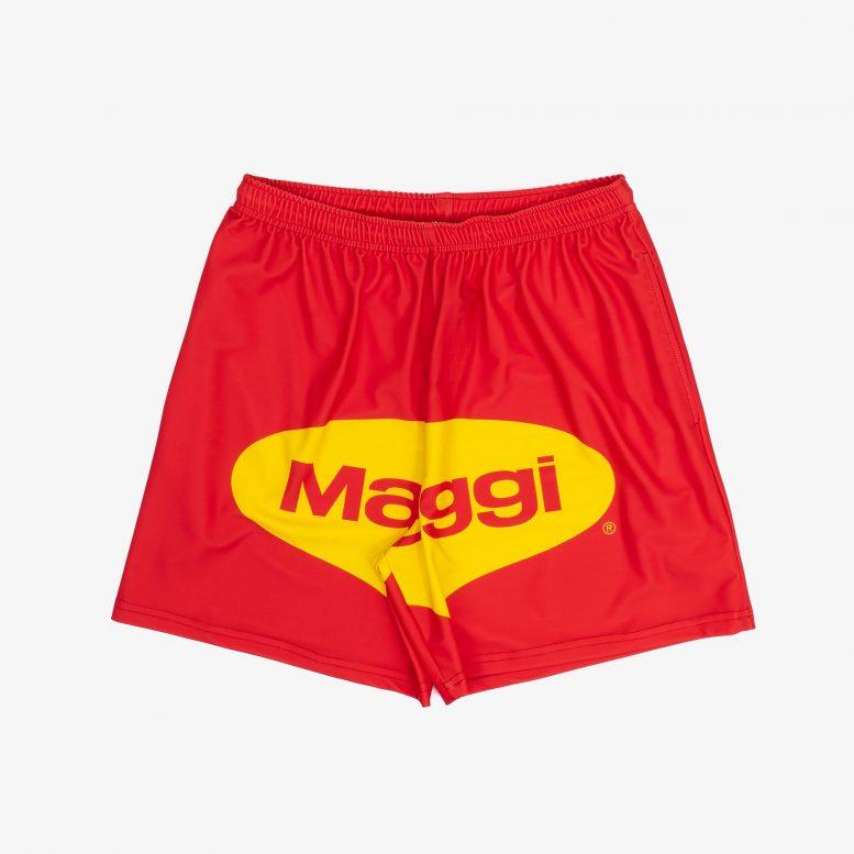 Maggi Shorts Red