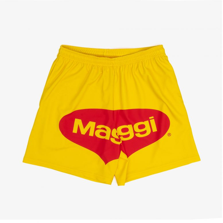 Maggi Shorts Yellow