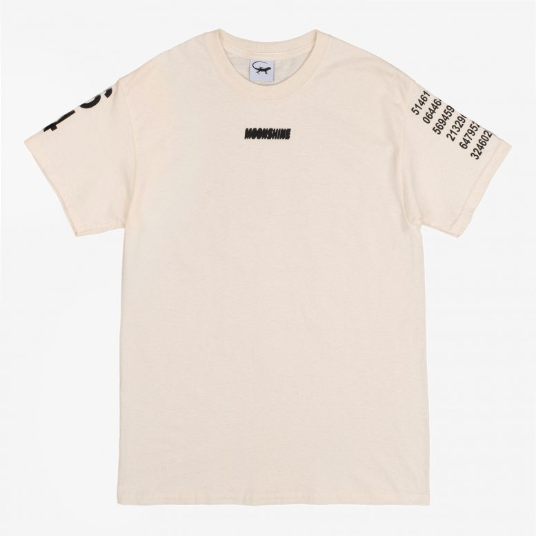 Bled Tee Natural
