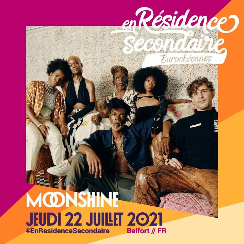 Moonshine x Eurockéennes